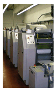 Une machine Drent Goebel avec équipement OEM